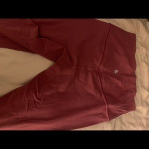 Lululemon 🍋 Align 7/8 Pant